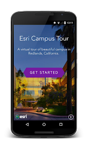 Esri Campus Map Tour screenshot 0