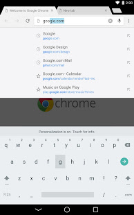 App Chrome Beta APK for Windows Phone