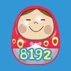2048 roly poly dolls icon