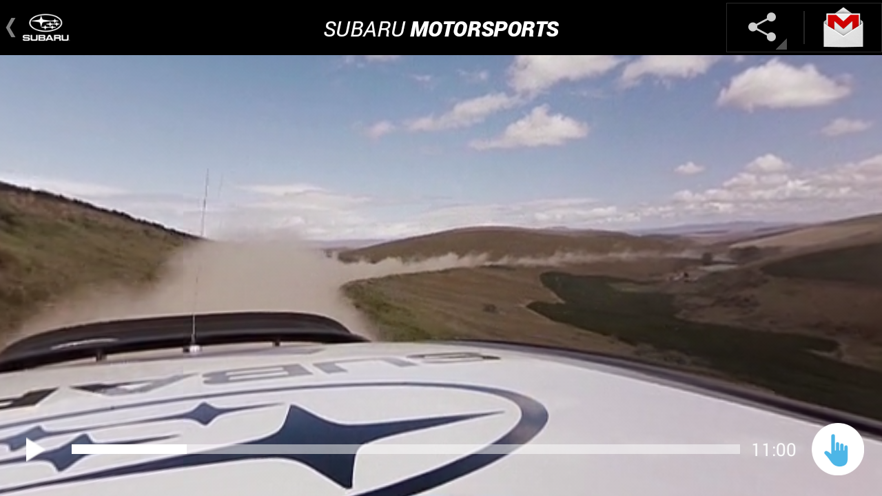 Subaru Motorsports - screenshot