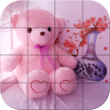 Tile Puzzle - Animals Dolls icon