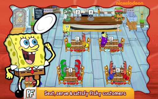 SpongeBob Diner Dash  screenshots 2