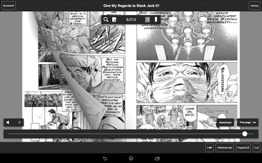 SideBooks - PDF&Comic viewer 2.7.04 Windows u7528 7