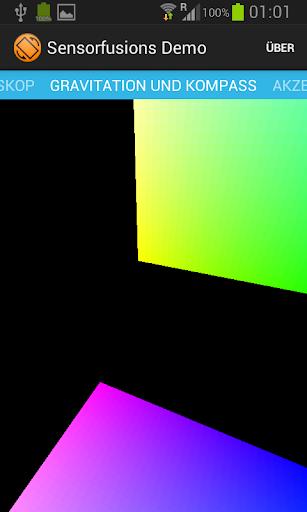 玩程式庫與試用程式App|Sensor fusion免費|APP試玩