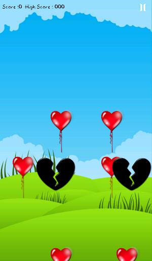Heart Valentine Game