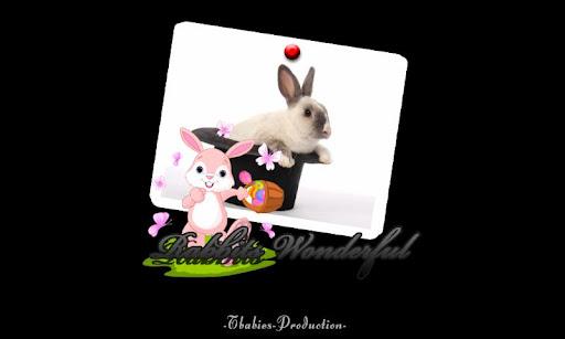 素晴らしいウサギ