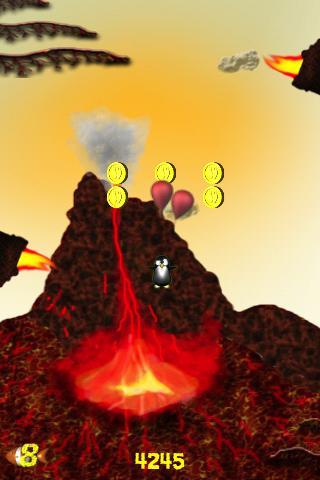 Penguin Quest Lite- screenshot