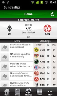 German Bundesliga 2011 12