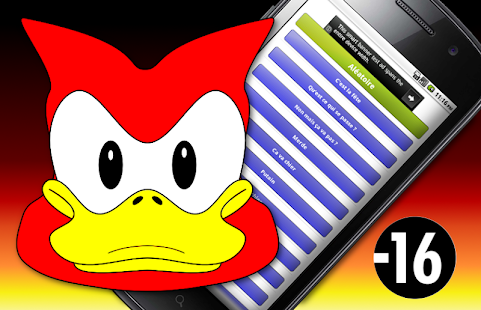 Duck Soundboard screenshot