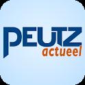 Peutz Actueel logo
