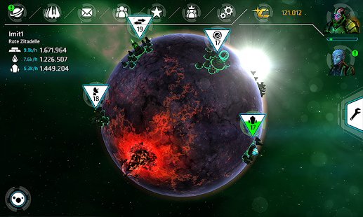 Galaxy on Fire™ - Alliances Screenshot 17