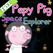 Pepy Pig Space Explorer