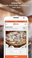 Screenshot of Donesi - Food Delivery
