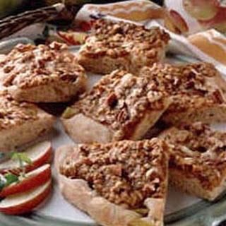 Caramel Apple Flatbread