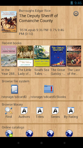 EBook Reader Free ePub Books