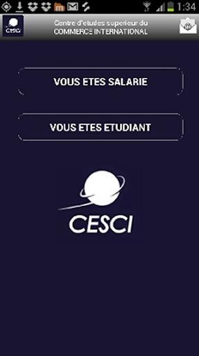 CESCI Commerce International