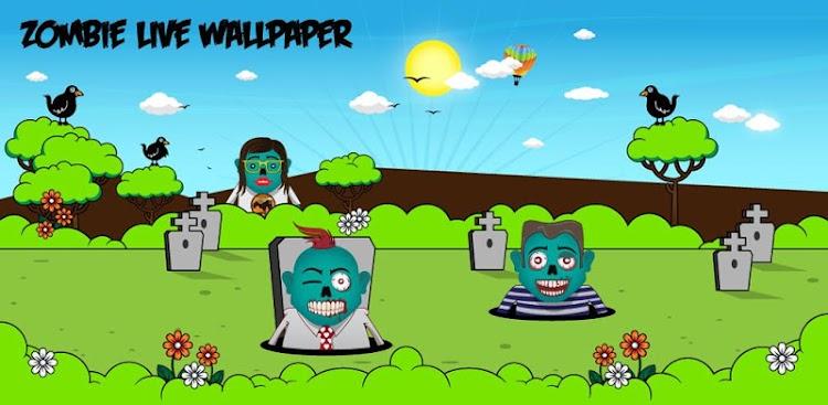 Zombie fond d écran animés