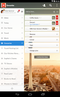Wunderlist: To-Do List & Tasks Screenshot 27