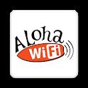 Alohawifi logo