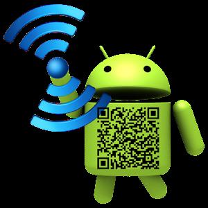WiFi To QR Code