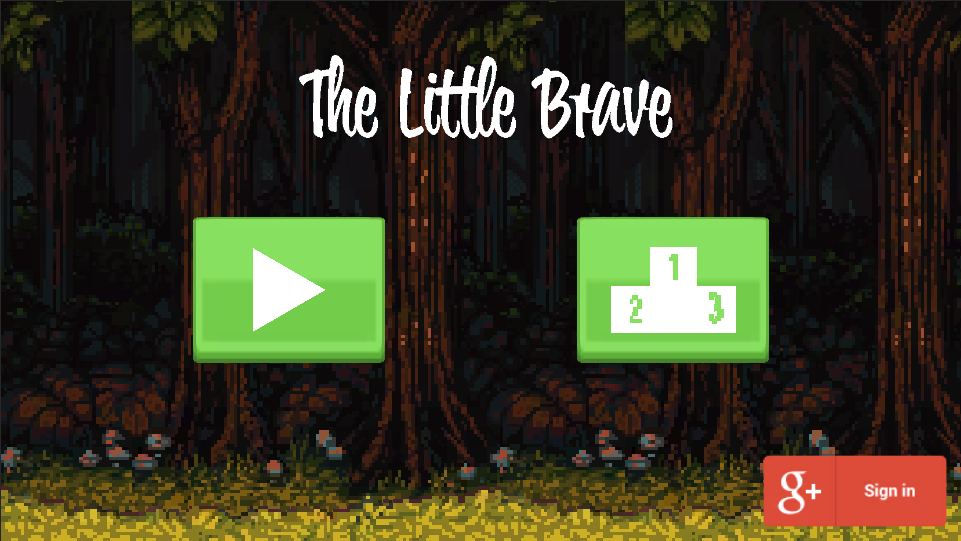 The Little Brave- screenshot