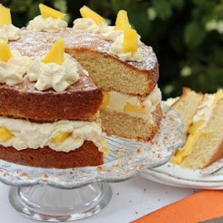 Mango Cream Cake Recipes.