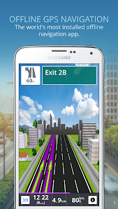 GPS Navigation & Maps Sygic v14.7.6