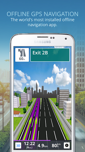 Sygic: GPS Navigation & Maps 15.0.8 APK