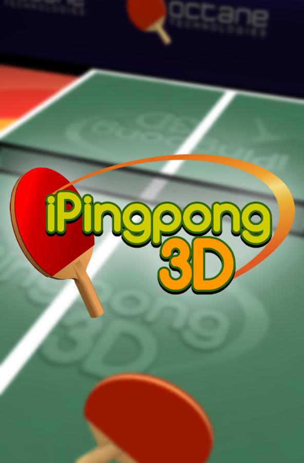 iPingpong 3D- screenshot