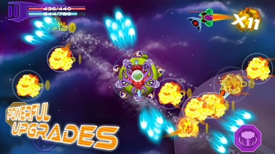 Space Defense – Shooting Game Mod Apk (Unlimited Money) 3