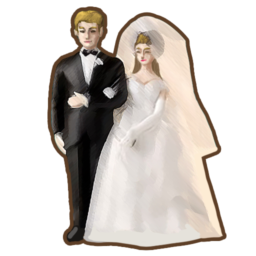 Weddingistry LOGO-APP點子