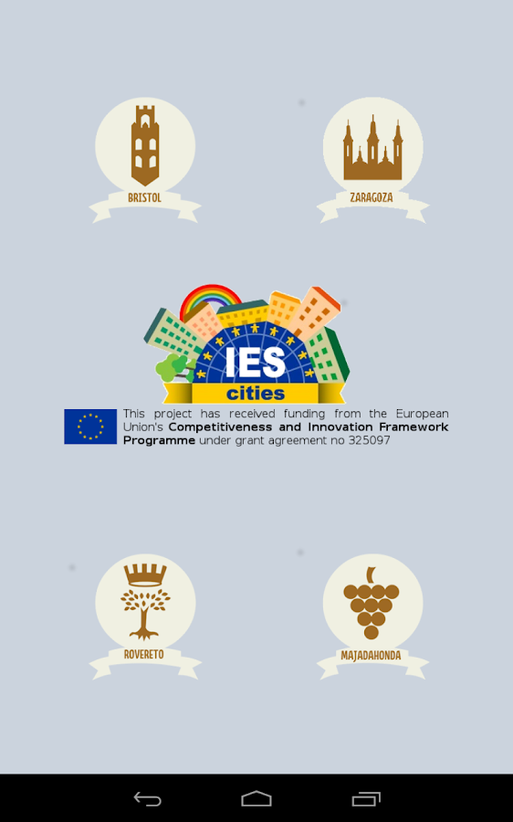 IES Cities Player- screenshot