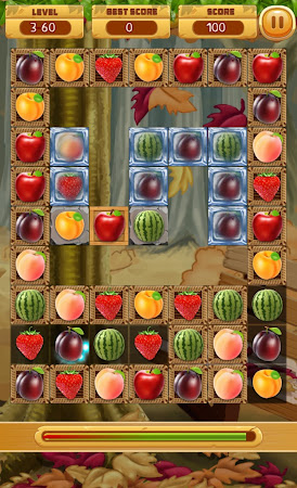 Fruit Crush - Match 3 games 1.2 screenshot 242245
