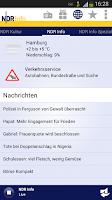 Screenshot of NDR Radio