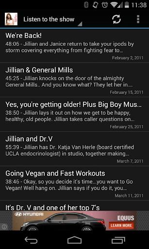 免費下載健康APP|Jillian Michaels Podcast app開箱文|APP開箱王