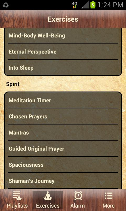 My Spirit Tools- screenshot