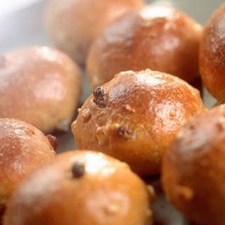 Zoete Toscaanse hazelnootbroodjes