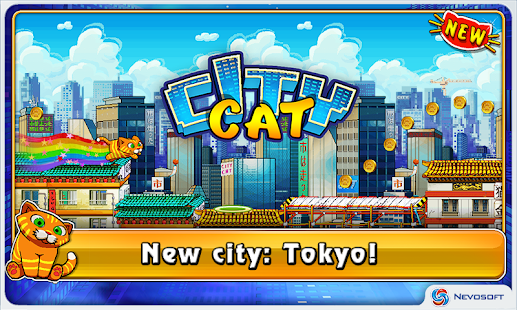 City Cat Screenshot 2