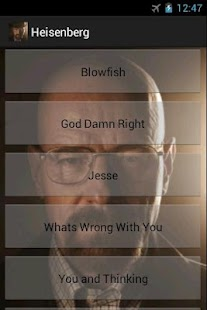 Walter White SoundBoard - screenshot thumbnail