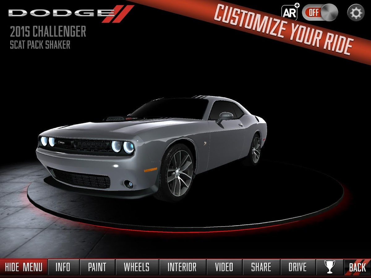 Dodge Revolution- screenshot