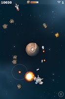 Screenshot of Orbital Defender Lite