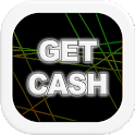 Getting money fast icon