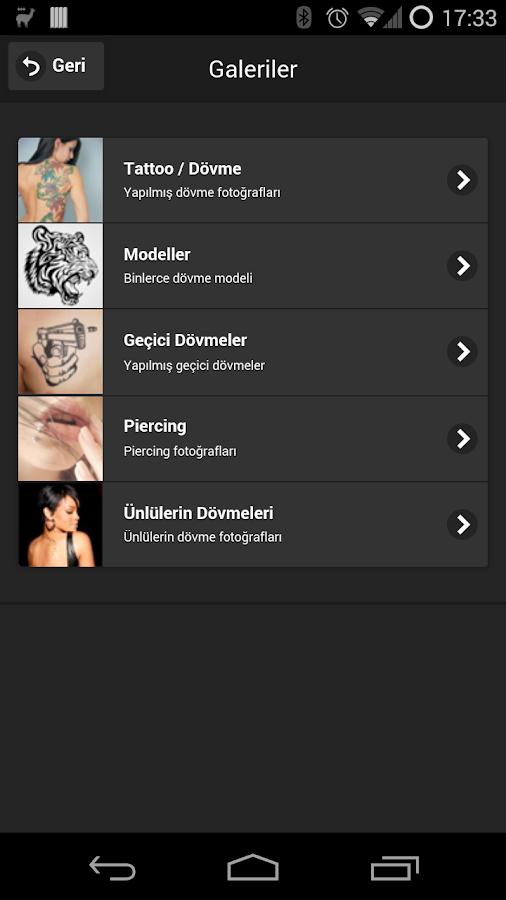 Tattoo Dragos - screenshot