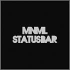 MNML StatusBar Theme CM10/AOKP icon