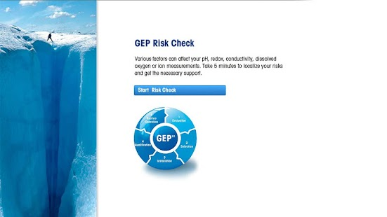 GEP Risk Check - screenshot thumbnail
