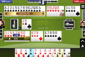 Screenshot of Buraco NetCartas