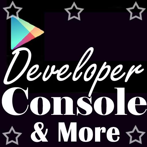 Developer Console More
