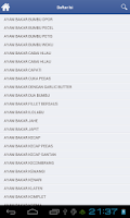 Screenshot of Resep Ayam Bakar Pilihan
