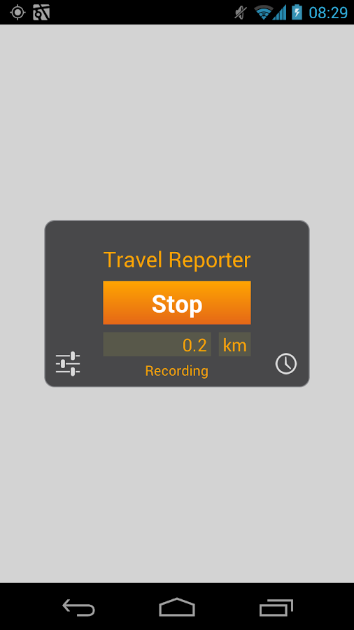 Travel Reporter- screenshot