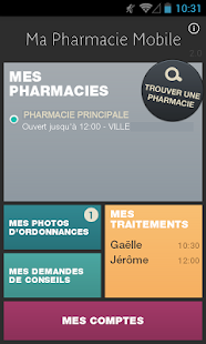 Ma Pharmacie Mobile- screenshot thumbnail
